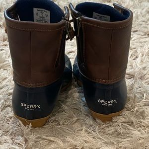 Sperry Shoes - sperry duck boot women's size 5